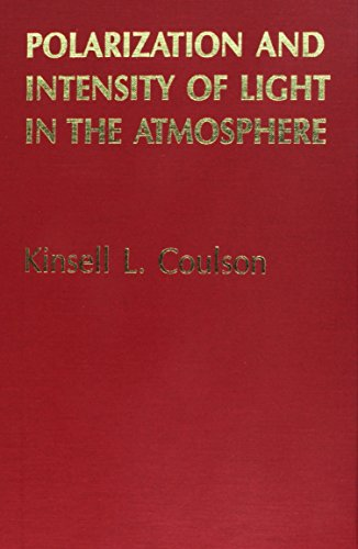 9780937194126: Polarization and Intensity of Light in the Atmosphere (Studies in Geophysical Optics and Remote Sensing)