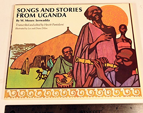9780937203156: Songs and Stories from Uganda
