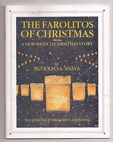 9780937206058: Farolitos of Christmas