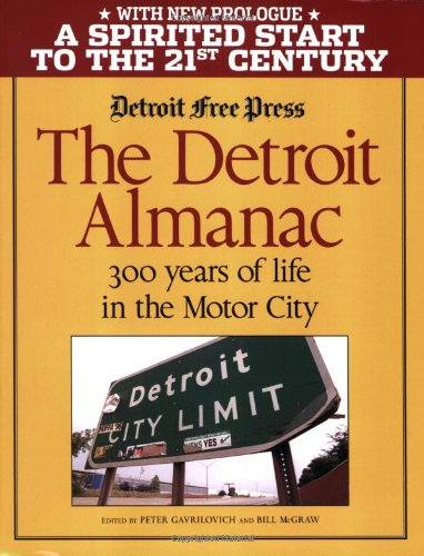 9780937247488: The Detroit Almanac