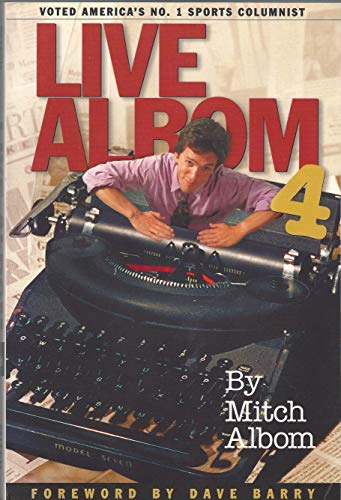 Live Albom IV (Live Albom): Mitch Albom