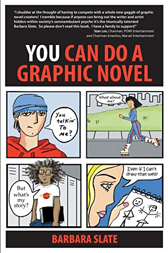 9780937258057: You Can Do a Graphic Novel