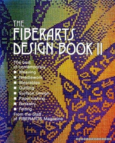 FIBERARTS DESIGN BOOK II: Hutchins, Jeane (Editor)