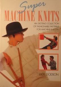 9780937274422: Super machine knits