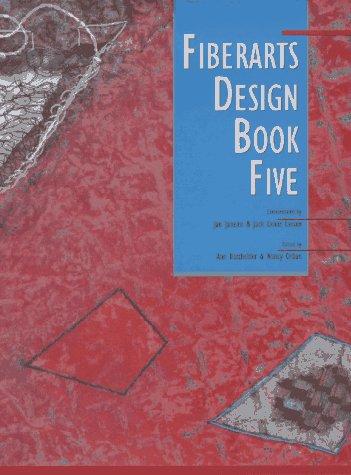 Fiberarts Design Book Five (Bk. 5): Jack Lenor Larsen;