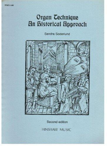 9780937276006: Organ Technique: An Historical Approach (HMO 140)