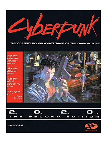 9780937279137: Cyberpunk: the Roleplaying Game of the Dark Future