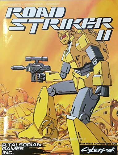 Road Striker II (Mekton): Mike Pondsmith
