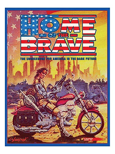 9780937279366: Home of the Brave (Cyberpunk)