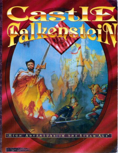 9780937279434: Castle Falkenstein: High Adventure in the Steam Age