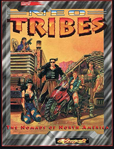 9780937279724: Neo Tribes: The Nomads of North America (Cyberpunk)