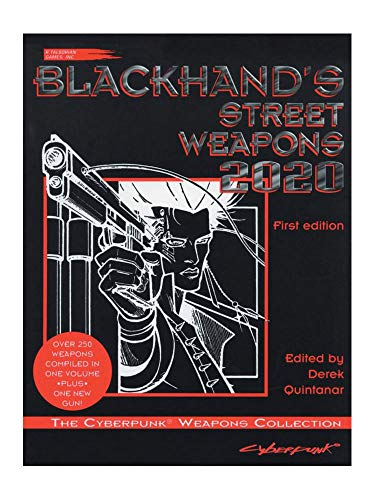 9780937279755: Blackhand's Street Weapons 2020: The Cyberpunk Weapons Collection