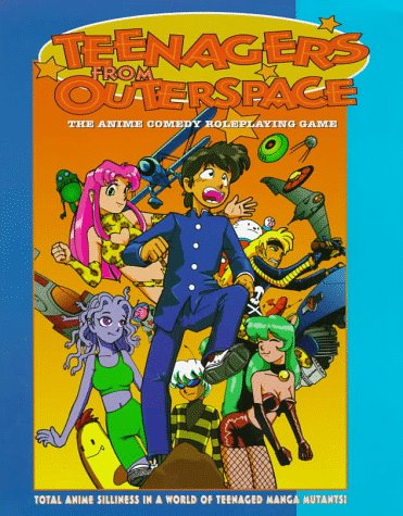 Teenagers from Outer Space: A Close Encounter!: Pondsmith, Michael