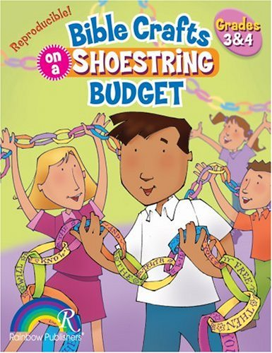 9780937282113: BIBLE CRAFTS ON A SHOESTRING BUDGET -- GRADES 3 & 4