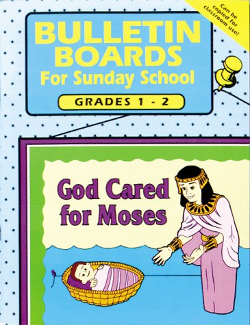 9780937282397: Bulletin Boards -- Grades 1-2 (Graded Bulletin Boards for Sunday School)