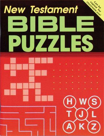 Bible Puzzles -- New Testament: Ethelyn Hyde