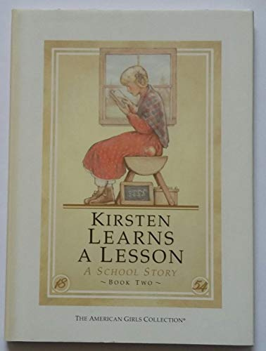 9780937295090: Kirsten Learns a Lesson (American Girl)