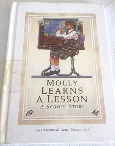 9780937295151: Molly learns a lesson: A school story (The American girls collection)