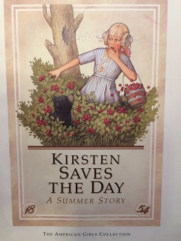 9780937295380: Kirsten saves the day: A summer story (The American girls collection)