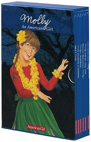 Molly's Boxed Set (American Girl Collection): Tripp, Valerie; Backes,