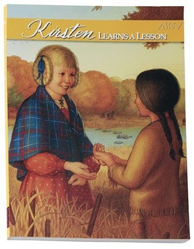 9780937295823: Kirsten Learns a Lesson: A School Story (American Girl Collection)