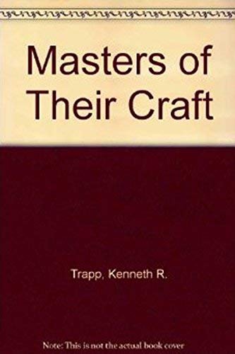 9780937311585: Masters of Their Craft: Highlights from the Smithsonian American Art Museum