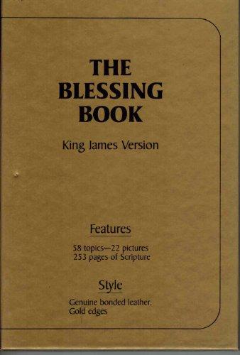 Blessing Book-No Gft Bx: C & D