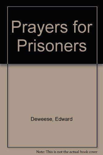9780937347300: Prayers for Prisoners