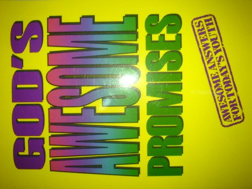 9780937347713: God's Awesome Promises for Teens and Friends