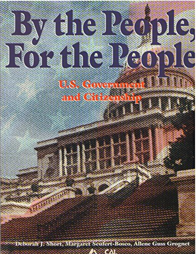 9780937354698: By the People, for the People: U.S. Government & Citizenship