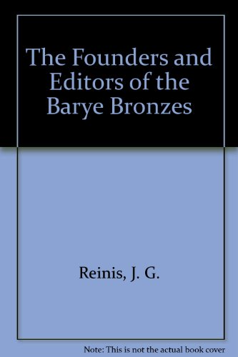 9780937370025: The Founders and Editors of the Barye Bronzes