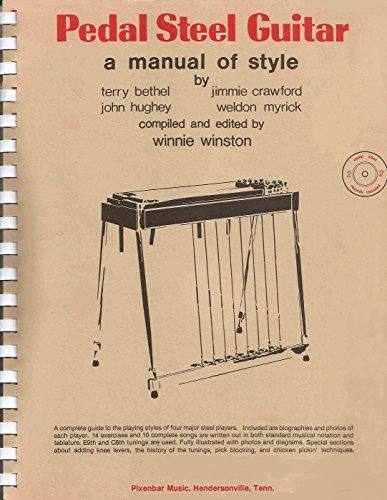 9780937376003: Pedal steel guitar: A manual of style