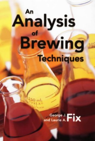 9780937381472: An Analysis of Brewing Techniques
