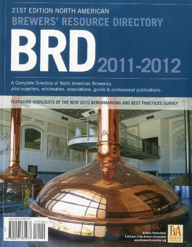 9780937381977: 2011-2012 Brewers' Resource Directory (North American Brewer's Resource Directory)