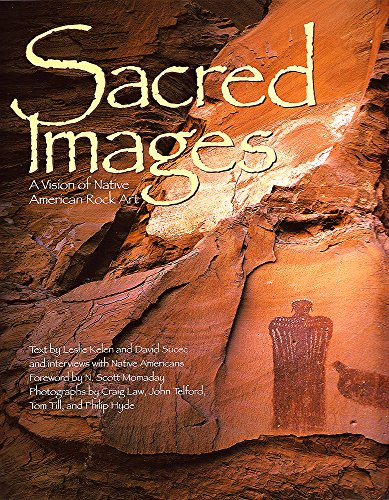 9780937407134: Sacred Images: A Vision of Native American Rock Art