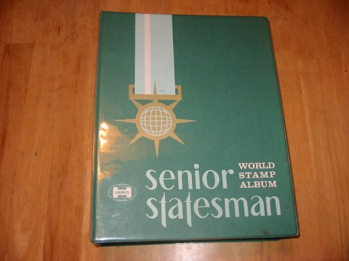 9780937458143: H. E. Senior Statesman World Stamp Album