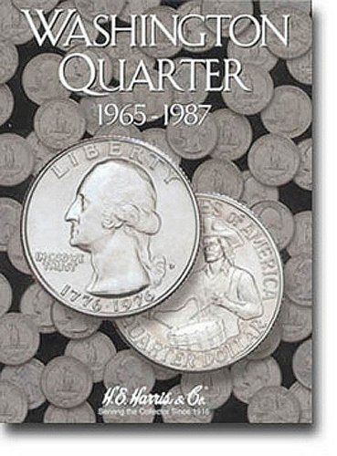 9780937458198: Washington Quarter, 1965-1987: Collection : Coin Folder