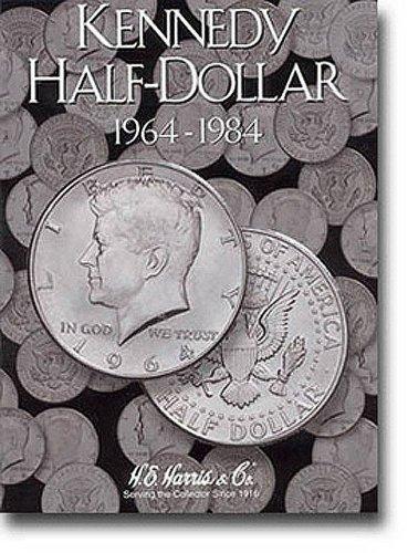 9780937458303: Kennedy Half Dollar Folder 1964-1984