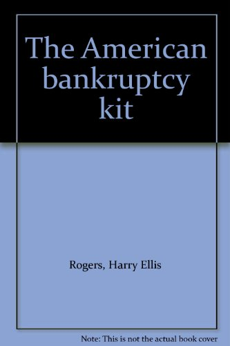 9780937464007: The American bankruptcy kit