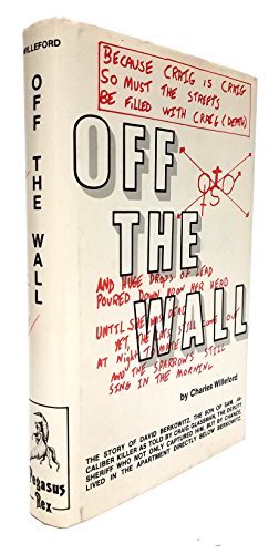 Off the Wall.: WILLEFORD, Charles.