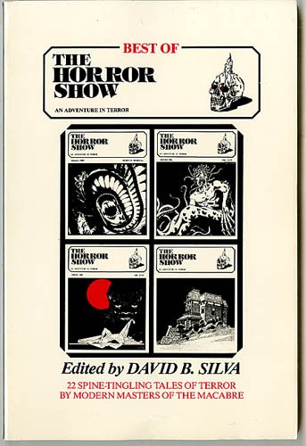 9780937491058: The Best of the Horror Show: An Adventure in Terror