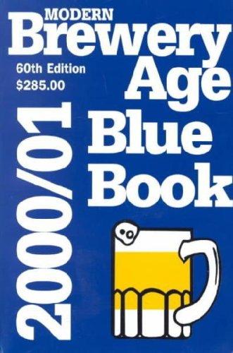 9780937506110: Modern Brewery Age Blue Book 2005