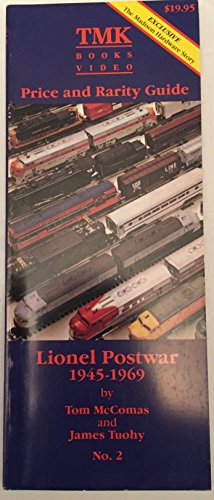 9780937522110: LIONEL POSTWAR 1945-1969: Price and Rarity Guide