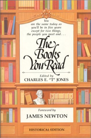 THE BOOKS YOU READ: EDITED BY: CHARLES