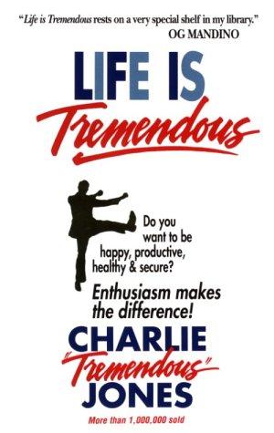 9780937539064: Life Is Tremendous