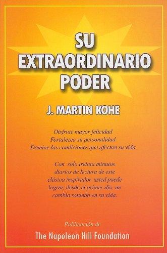 9780937539934: Your Greatest Power - Su Extraordinario Poder (Spanish Edition)