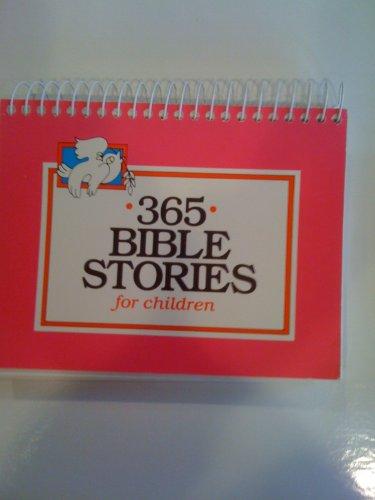 9780937545096: 365 Bible Stories for Children