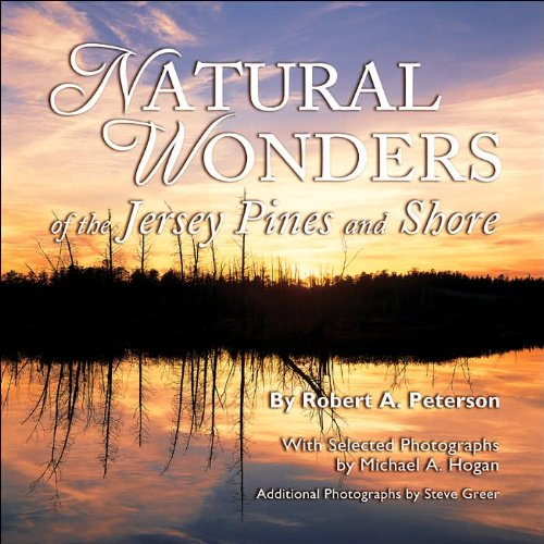 9780937548486: Natural Wonders of the Jersey Pines and Shore