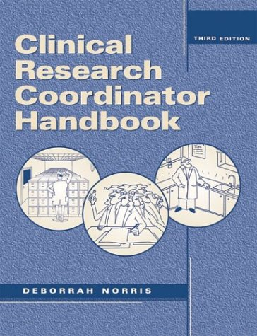 9780937548547: Clinical Research Coordinator Handbook