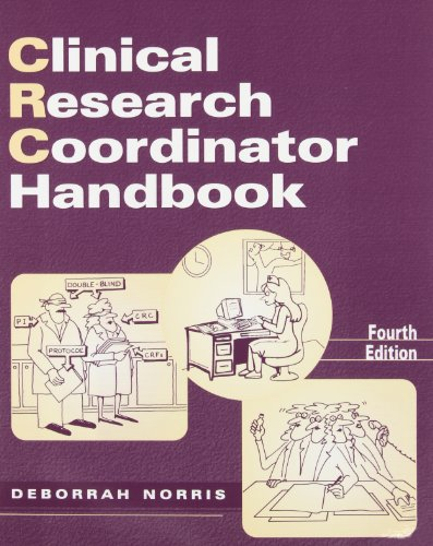 9780937548707: Clinical Research Coordinator Handbook, Fourth Edition